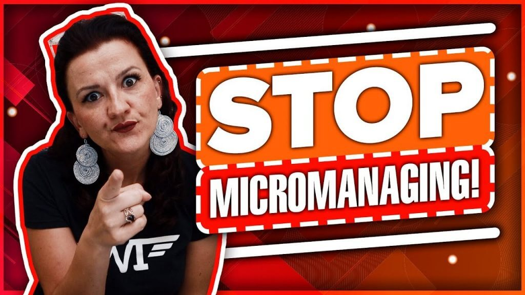 stop micromanaging blog post featured image