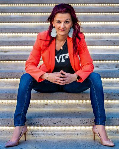 Ask Yvi - Yvonne Heimann stairs